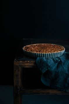 Maple Pecan Pie with Cinnamon Spelt Crust     Gather & Feast