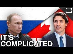 Canada And Russia's Complicated Alliance - YouTube seeker daily channel politics russia canada