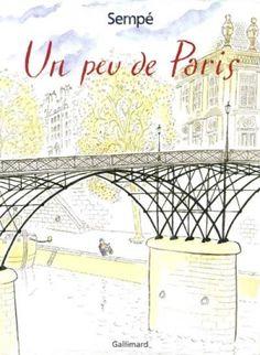 Sempé, un peu de Paris