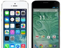 Android vs. iOS: The race has never been closer - NBC News.com     ..............................................  GS:  difference between android and apple