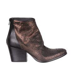 bronze boots - fiorifrancesi