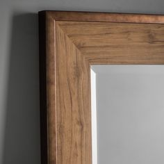 Stockholm Full Length Free Standing Mirror Oak Effect | Cult UK