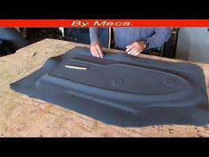 Car Interior Upholstery, Willys Wagon, Car Console, Custom Car Interior, Truck Mods, Aficionados, Porsche 944, Car Restoration, Car Tuning