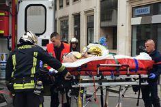 Spauda: Fotografavimo Charlie Ebdo redakcija