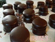 Alfajores de Chocolate Casero Facil de Hacer Receta-Tutorial