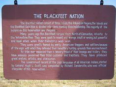 Blackfoot Indian Reservation | photo