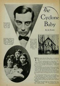 buster keaton baby cyclone - Google Search