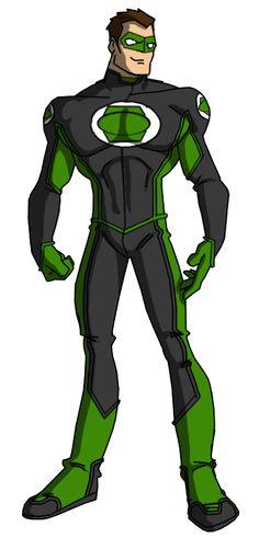 Green Lantern Redesign
