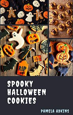 Halloween Cookie Recipes: Easy and Spooky Halloween Cookie Recipes. Halloween Cookie Recipes, Halloween Cookies, Spooky Halloween, English, Amazon, Easy, Food, Halloween Ideas, Scary Halloween