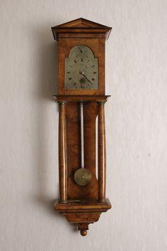 Cool Clocks, Cool Stuff, Antiques, Wall, Home Decor, Antique Clocks, Wall Clocks, Cool Watches, Antiquities