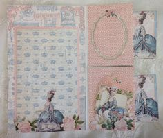 How to make a 8x5 pocket mini album part 4 by Anne Rostad