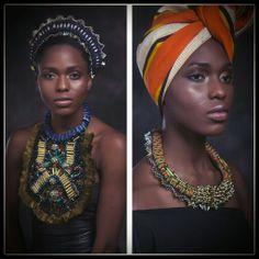 Anita Quansah London SS14 collection