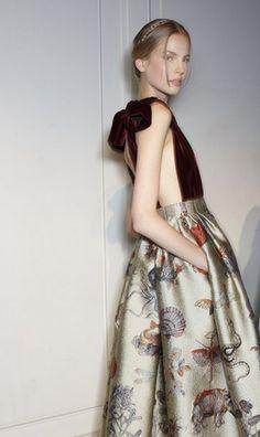 Valentino Couture Fall 2013 at Paris Fashion Week