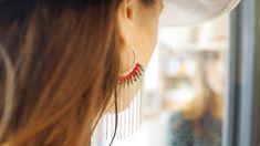 Boucles d'oreilles #57 - Alix B. D'Anthenay