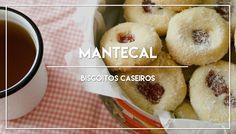 Receita de hoje é Biscoito de Mantecal, maravilhoso para um chá da tarde e até para presentear um amigo.
