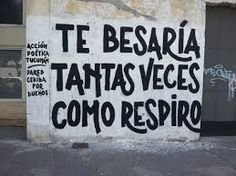 """I'd kiss you as many times as I breathe. All You Need Is Love, Love Of My Life, Wall Quotes, Love Quotes, Street Quotes, Quotes En Espanol, Gentleman Quotes, Love Post, Truth Of Life"