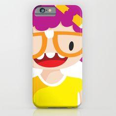 NERD+iPhone+&+iPod+Case+by+Sibriega+-+$35.00