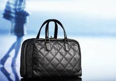 Chanel bowling bag.