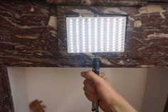 $5 Small Battery Powered LED Panel : 37 Steps (with Pictures) - Instructables Lighting Setups, Led Panel, Photo Studio, Lights, Pictures, Home Decor, Photos, Decoration Home, Room Decor