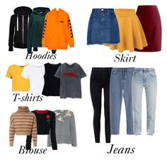 Designer Clothes, Shoes & Bags for Women Jean Shirts, Brunello Cucinelli, J Brand, Boohoo, Milan, Valentino, Mango, Shoe Bag, Hoodies