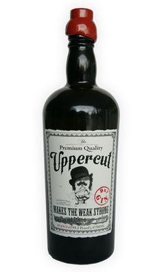 Uppercut premium gin