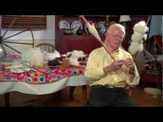 Preview of From Wool to Waulking with Norman Kennedy Workhsop via Spinning Daily.