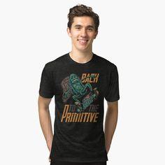 'American Football / Urban Streetwear / Football / Football lover / Football Player' Tri-blend T-Shirt by RedBoyShop Design T Shirt, Shirt Designs, Jiu Jitsu, Redhead Funny, Smile Is, Back To The Future, Best Dad, Apparel Design, Nice Body
