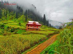 Tao But, Neelam Valley, AJK, Pakistan