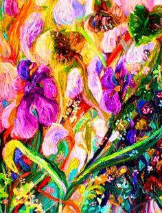 "Saatchi Art Artist Nada  Sucur Jovanovic; Painting, ""Fragil"" #art"