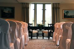 Lough Eske Castle is a 5 Star castle hotel in Ireland that offers spacious accommodations, hotel packages, wedding and meeting spaces, and dining. Castle Hotels In Ireland, Hotel Packages, Civil Ceremony, Donegal, Close Up Photos, Home Decor, Decoration Home, Room Decor, Registry Office Wedding