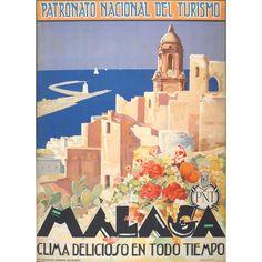 Promoción turística de Málaga