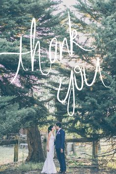 Wedding Thank You Cards Photo Template Download Digital Card