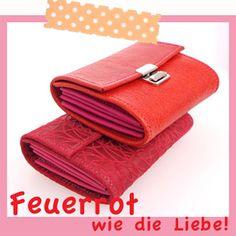 Rot mit etwas Pink
