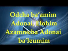 Messianic songs mostly in hebrew (playlist)