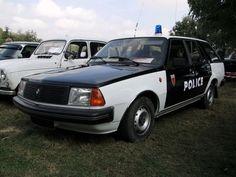 RENAULT 18 GTL Break véhicule de police 1985 - Oldiesfan67