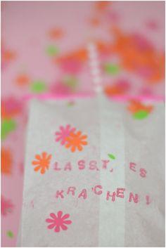 DIY Konfetti-Knalltüte   Verrueckt nach Hochzeit