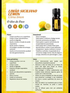 Citrus Lemon, Aromatherapy Oils, Doterra Oils, Natural Cosmetics, Alternative Medicine, Reiki, Body Care, Natural Beauty, Essential Oils