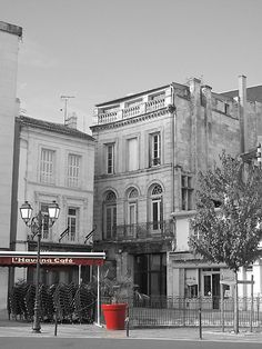City of Angoulême - the capital of the Charente departement!