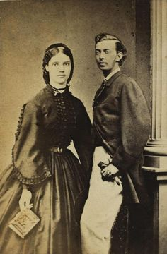 Princess Dagmar of Denmark and her fiance Tsarevich Nicholas Alexandrovich Nicholas died before the wedding so Dagmar got engaged with his brother , Alexander Alexandrovich