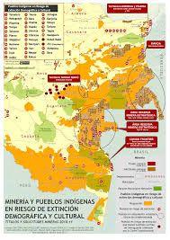 mapa de los indigenas de colombia - Buscar con Google