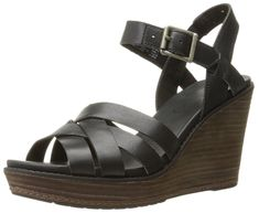 Timberland Women's Danforth Woven Wedge Sandal >>> To view further for this item, visit the image link.