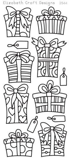 Cadeaux  §§