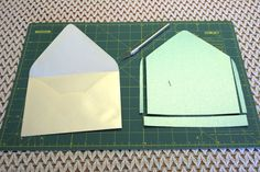 How to make your own invitation liners