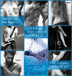 Nancy's Romance Reads: Book Review: SWEET ACHE by K. Bromberg