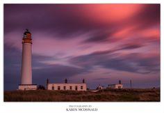 Barns Ness Lighthouse, Scotland by Karen McDonald on 500px