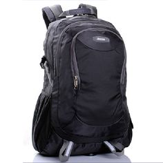 Hot sell 40L waterproof women&men travel backpack outdoor camping rucksack hiking backpack school bags 15.6'' laptop sports bag $28.50 Free Shipping