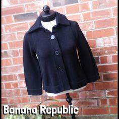 Selling this 🔮BOGO Banana Republic Black Thick Sweater in my Poshmark closet! My username is: closetenvy2. #shopmycloset #poshmark #fashion #shopping #style #forsale #Banana Republic #Sweaters