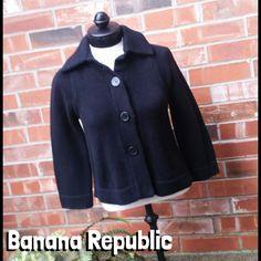 Selling this 🔮BOGO Banana Republic Black Thick Sweater in my Poshmark closet! My username is: closetenvy2. #shopmycloset #poshmark #fashion #shopping #style #forsale #Banana Republic #Sweaters