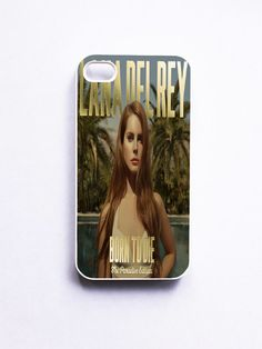 Lana Del Rey Born To Die The Paradise Edition Phone Case For iPhone Sa | Feeiva