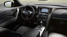 2017 Infiniti QX70 SUV Variant